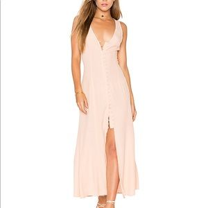Privacy Please Lomax Blush Dress!